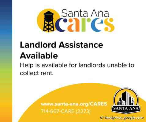 Santa Ana assistance program helps landlords, tenants by paying past-due rent