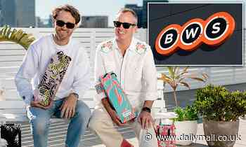 Sip, sip hooray! BWS launches colourful gift bags by celebrity designer Double Rainbouu