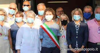 Ecco l'Emporio solidale di Dueville. Attivato dal Csv Vicenza durante l'emergenza, ora è stato ufficialmente inaugurato - La Difesa del Popolo