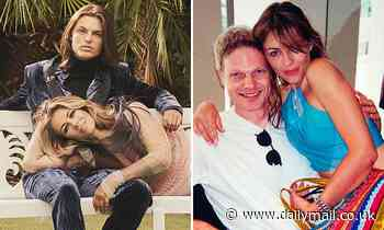 Elizabeth Hurley's love child and the battle for his family's fortune