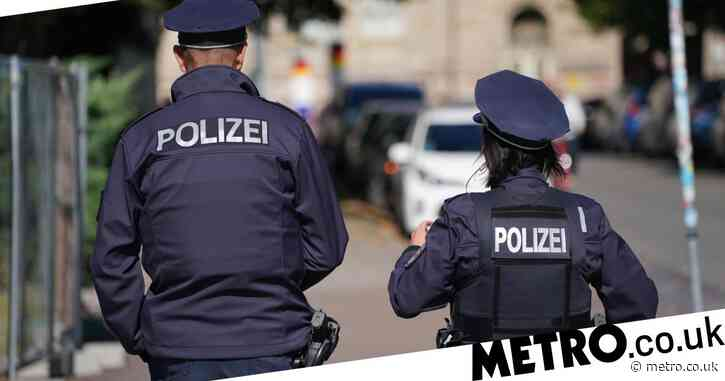 Dozens of German police suspended for 'sharing photos of Hitler in neo-Nazi chat group'
