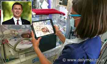 The £1bn cost of maternity blunders: Jeremy Hunt exposes damning toll of lawsuits against NHS