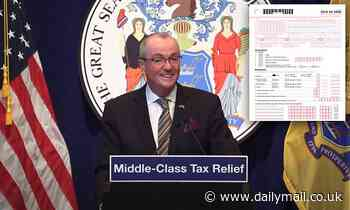 New Jersey imposes millionaire's tax: Residents earning more than $1million per year face increase