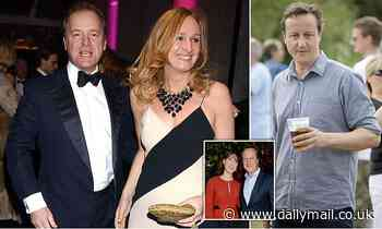 SIMON WALTERS: Sasha Swire left out claims her Tory minister husband had an affair in her new book