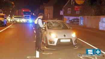 Netphen: Fußgänger bei Unfall schwer am Kopf verletzt - WP News