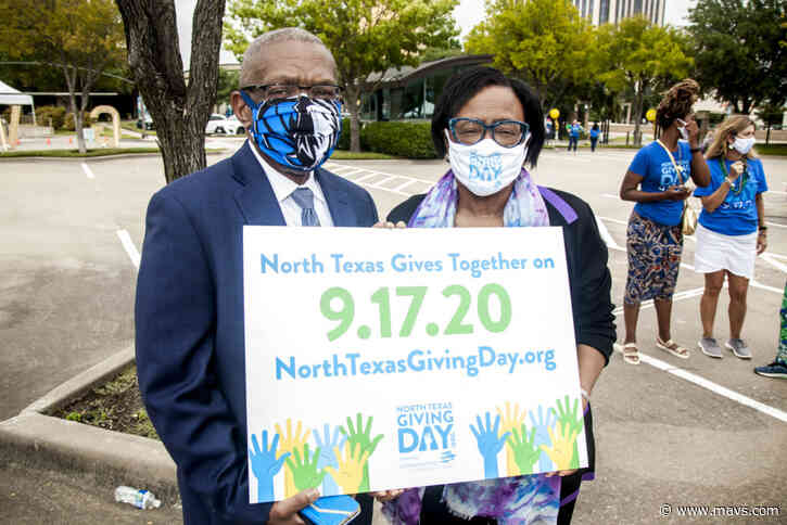 Mavs' Cynt Marshall Co-Chairs 2020 North Texas Giving Day: 'This is about the power of giving'