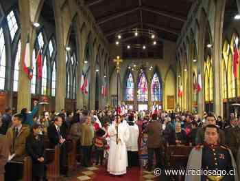 Tradicional Te Deum de Fiestas Patrias en Osorno se celebrará de forma online - Radio Sago