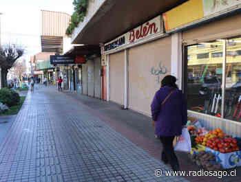 Más de 30 locales del Barrio Lynch de Osorno han tenido que cerrar sus puertas en medio de la crisis económica - Radio Sago
