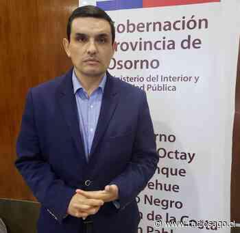 Gobernador de Osorno explica medidas excepcionales de Fiestas Patrias a la población - Radio Sago