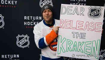 "NHL-Team aus Seattle heißt ""Kraken"" - SPOX.com"