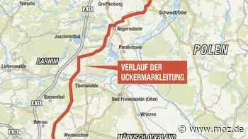 Uckermarkleitung: Neue Klage gegen Stromleitung durch die Schorfheide - Märkische Onlinezeitung