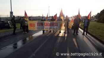 Base Nato di Gricignano di Aversa. Sciopero dei lavoratori FLAICA UNiti CUB - Battipaglia 1929