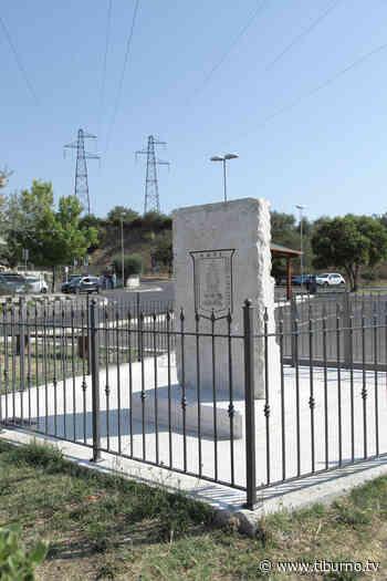 TOR LUPARA - Completata la stele in memoria dei finanzieri morti in guerra e in servizio - Tiburno.tv - Tiburno.tv