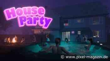 """Eek! Games lädt Anzu zur """"House Party"""" mit Ankündigung einer neuen Partnerschaft ein - PIXEL."""