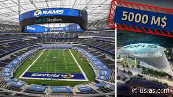 Conoce el impresionante estadio construido en Los Ángeles - AS USA
