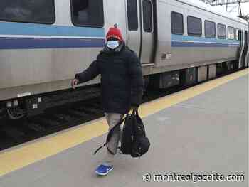 Trains to stop running on Deux-Montagnes line Dec. 31, ahead of schedule - Montreal Gazette