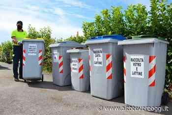 Nuovo servizio di ritiro dei rifiuti porta a porta a San Giustino - Alto Tevere Oggi