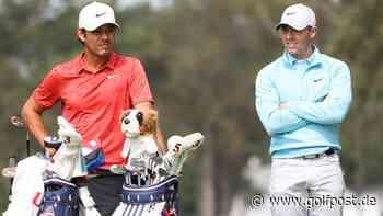 Rory McIlroy: Windeln wechseln als Vorbereitung für ein fünftes Major - Golf Post