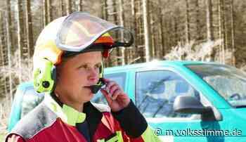 Nationalpark Harz Eine Frau unter 55 Forstwirten - Volksstimme