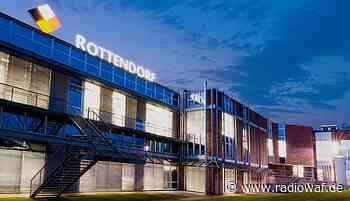 Rottendorf Pharma in Ennigerloh investiert Millionen in Ausbau - Radio WAF