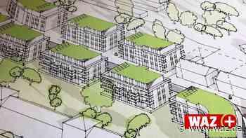 Neue Häuser in Herne geplant: Riesiges Interesse von Mietern - Westdeutsche Allgemeine Zeitung