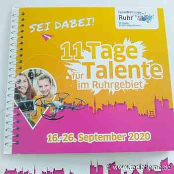 TalentTage Ruhr mit Schwerpunkt auf Herne - Radio Herne