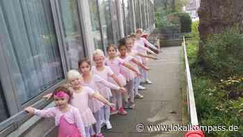 Ballettschülerinnen können nicht mehr in der Volkshochschule proben: Trixis unter Schock - Herne - Lokalkompass.de