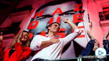El PSOE intentó colar como gasto electoral el 'guateque' de la noche del 28-A - OKDIARIO