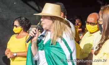 Em maior convenção da história, PSB de Abreu e Lima confirma nome de Cristiane Moneta - Ricardo Antunes