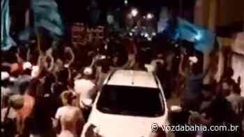 Saubara: Carreata com música e aglomeração chama atenção em campanha na cidade - Voz da Bahia
