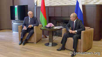 Lukashenka Holds His Own With Putin in Sochi (Part Two) - The Jamestown Foundation