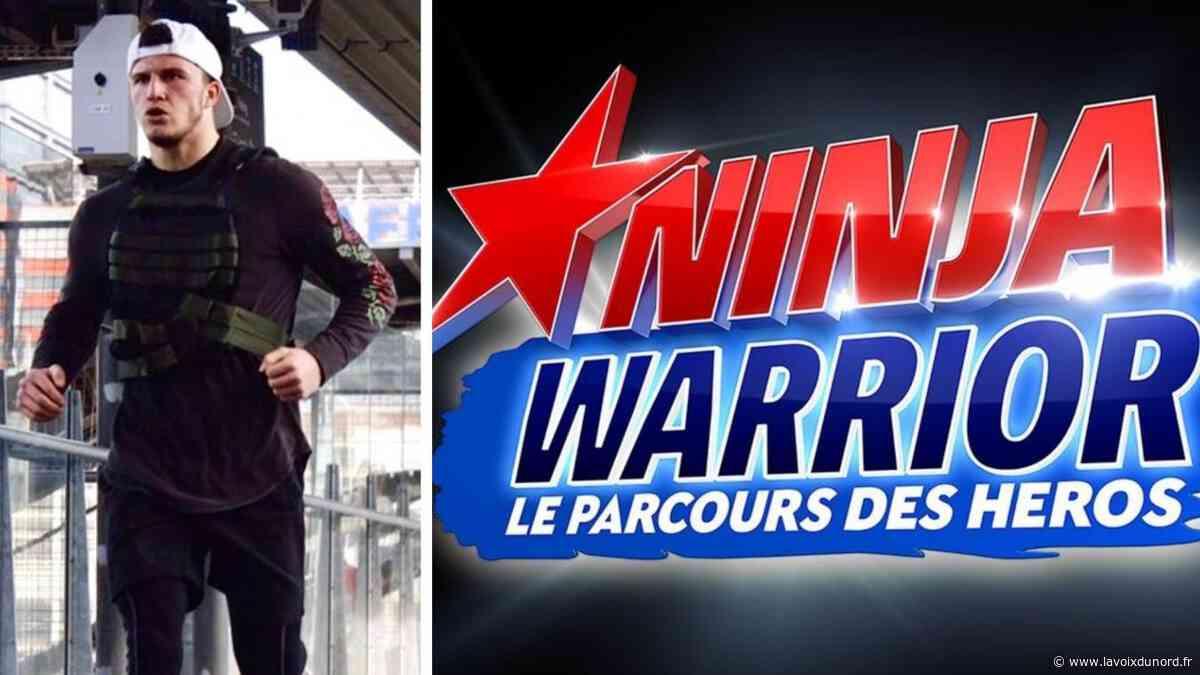 Tom Lesage, de Vitry-en-Artois, part à l'assaut du parcours d'obstacles de « Ninja Warrior » - La Voix du Nord