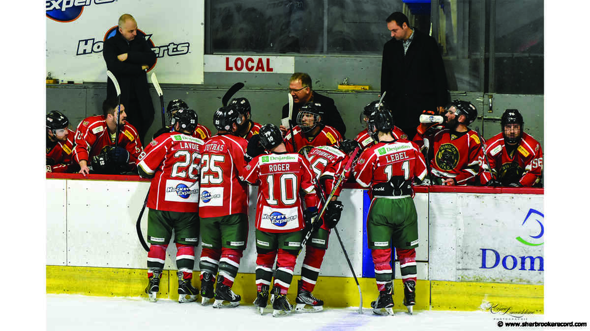 Regional Hockey League delays start to 2020-2021 season - Sherbrooke Record