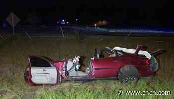 Man taken to hospital after crash in Niagara-on-the-Lake - CHCH News
