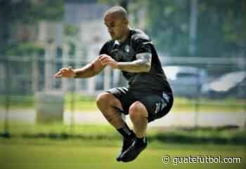 José Manuel «El Moyo» Contreras está casi listo - Guatefutbol.com