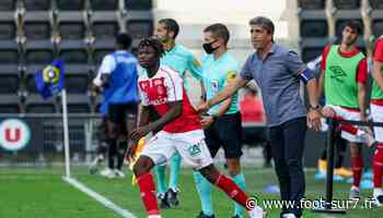 Stade de Reims Mercato : Bilal Touré à l'OM ? Caillot répond - Foot Sur 7