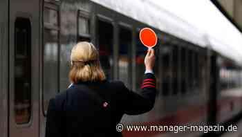 Deutsche Bahnund EVG erzielen Einigung bei Tarifverhandlungen