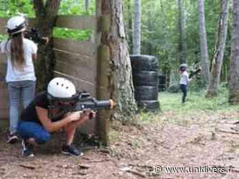 Laser game et archery game Chatellerault,Parc du Verger Châtellerault - Unidivers