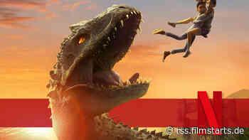 """Jetzt auf Netflix: Die """"Jurassic World""""-Serie"""