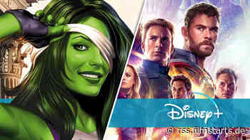 """Die nächste Marvel-Serie nach """"Avengers 4"""": She-Hulk-Darstellerin gefunden"""