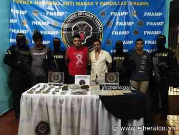 Desarticulan banda criminal en la aldea San Antonio de La Masica, Atlántida - ElHeraldo.hn