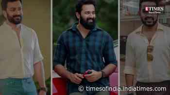 Prithviraj, Unni Mukundan and Asif Ali wish Oommen Chandy