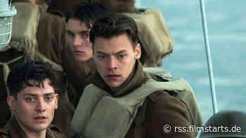 """Harry Styles als homosexueller Polizist: Noch eine neue Rolle für den Superstar nach """"Dunkirk"""""""