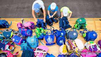 Grundschule Grabenstetten: Rulamanschule soll Ganztagsschule werden - SWP