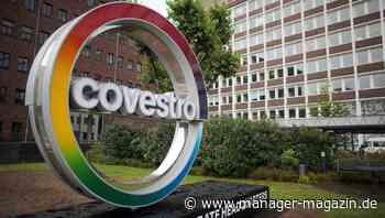 Übernahmefantasie treibt Covestro-Aktie an