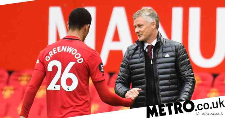 Manchester United boss Ole Gunnar Solskjaer slams England over Mason Greenwood controversy