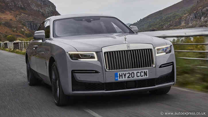 New Rolls-Royce Ghost 2020 review