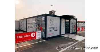Ecolog ouvre son centre de dépistage du COVID-19 à l'aéroport de Bruxelles