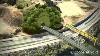 EFE optó por dinamitar cerro Chepe de Concepción para construir túnel del nuevo Puente Ferroviario - Cooperativa.cl