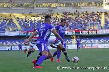 Deportes Concepción regresa al profesionalismo tras 1.607 días - Diario Concepción